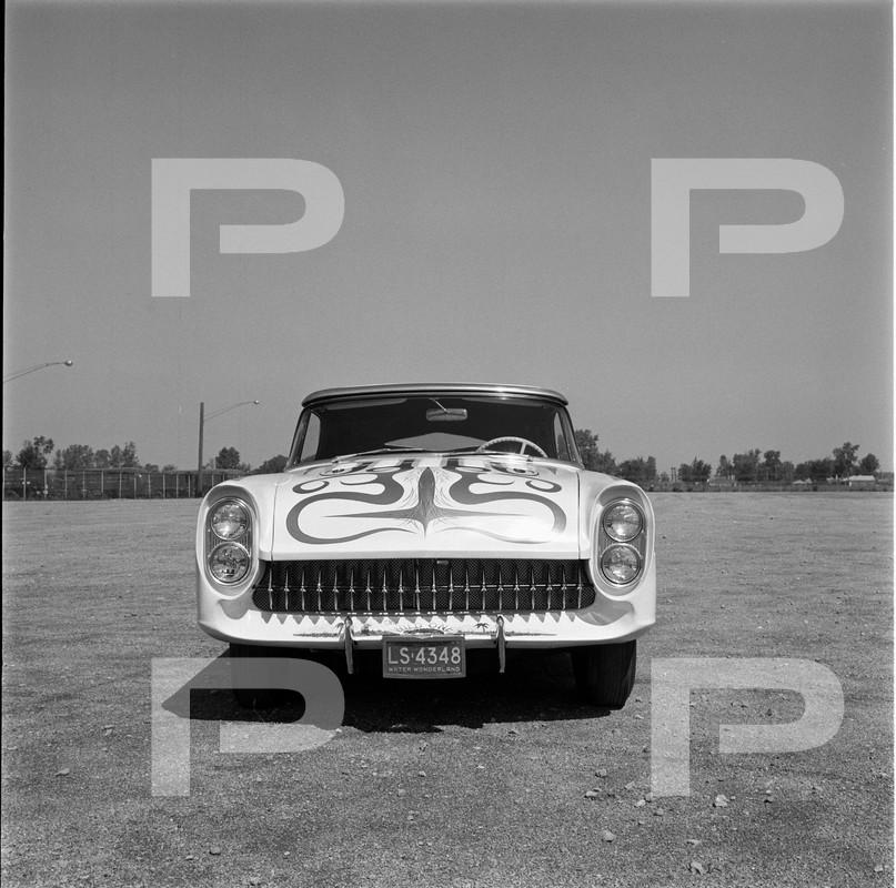 1956 Mercury - Adrienne Hooper - Larry Cooper - Cooper Body Shop  62707610