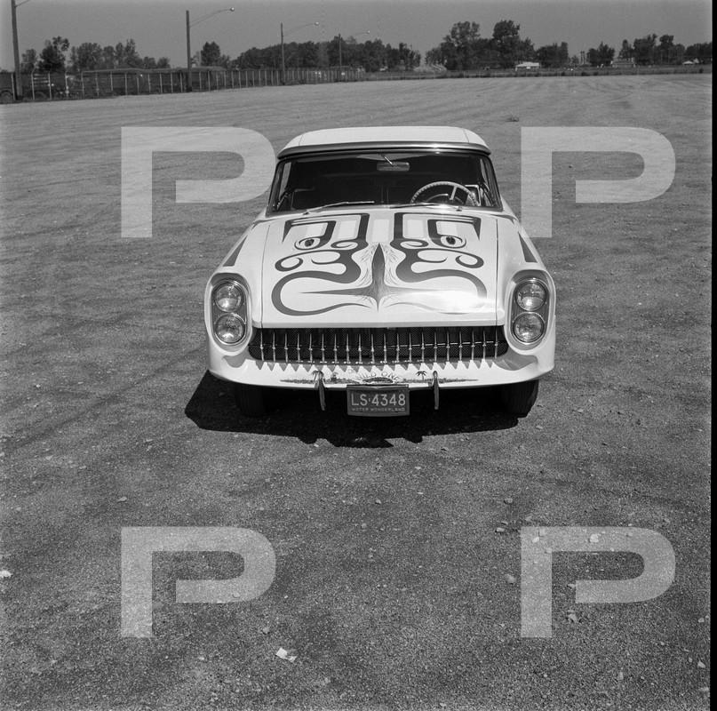 1956 Mercury - Adrienne Hooper - Larry Cooper - Cooper Body Shop  62707710