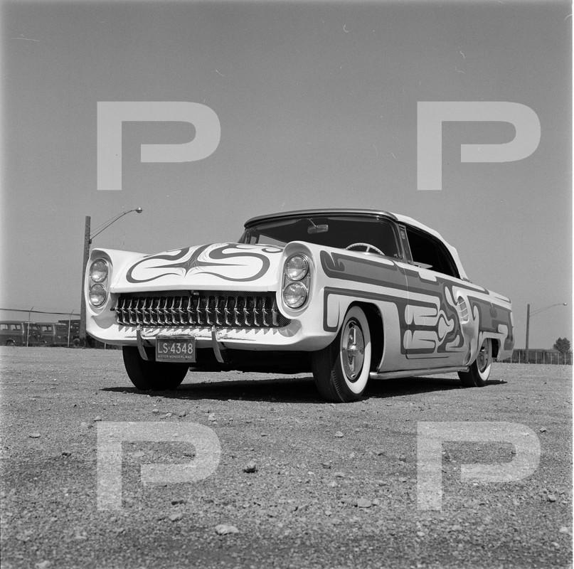 1956 Mercury - Adrienne Hooper - Larry Cooper - Cooper Body Shop  62707810