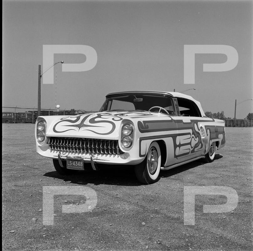 1956 Mercury - Adrienne Hooper - Larry Cooper - Cooper Body Shop  62707910