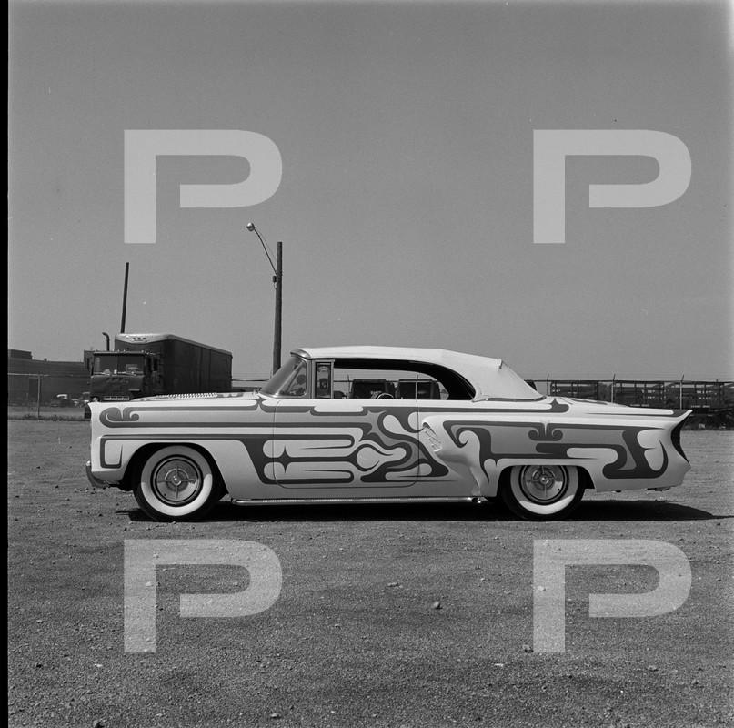 1956 Mercury - Adrienne Hooper - Larry Cooper - Cooper Body Shop  62708110