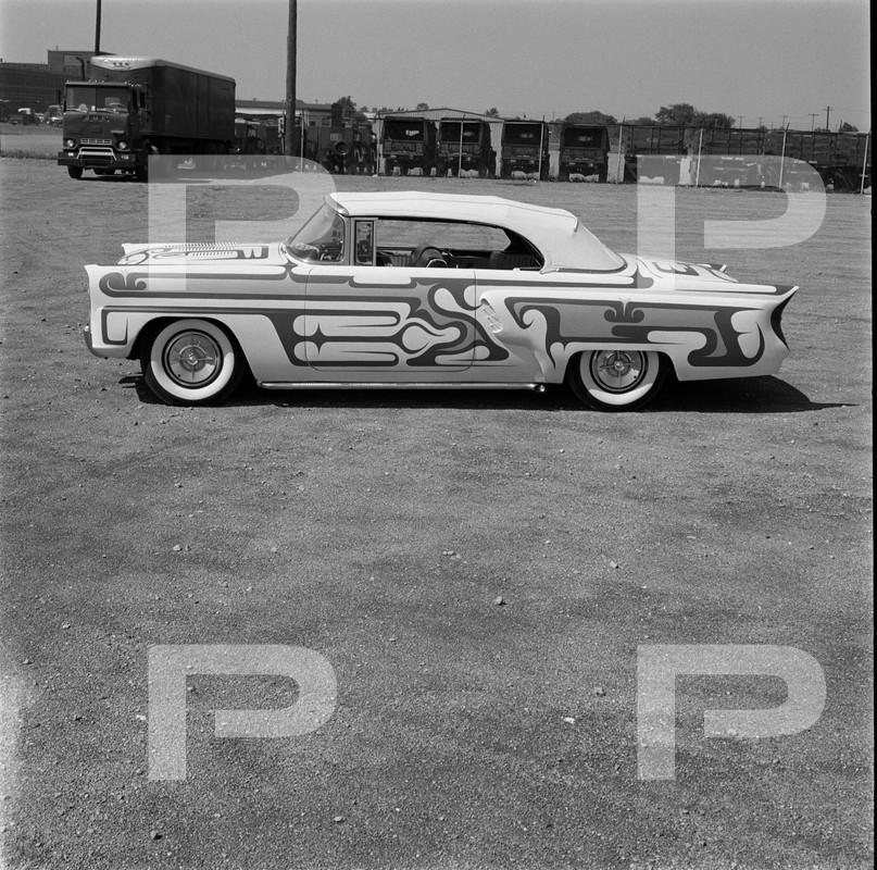 1956 Mercury - Adrienne Hooper - Larry Cooper - Cooper Body Shop  62708210