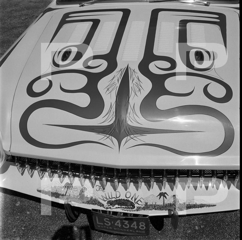 1956 Mercury - Adrienne Hooper - Larry Cooper - Cooper Body Shop  62708510