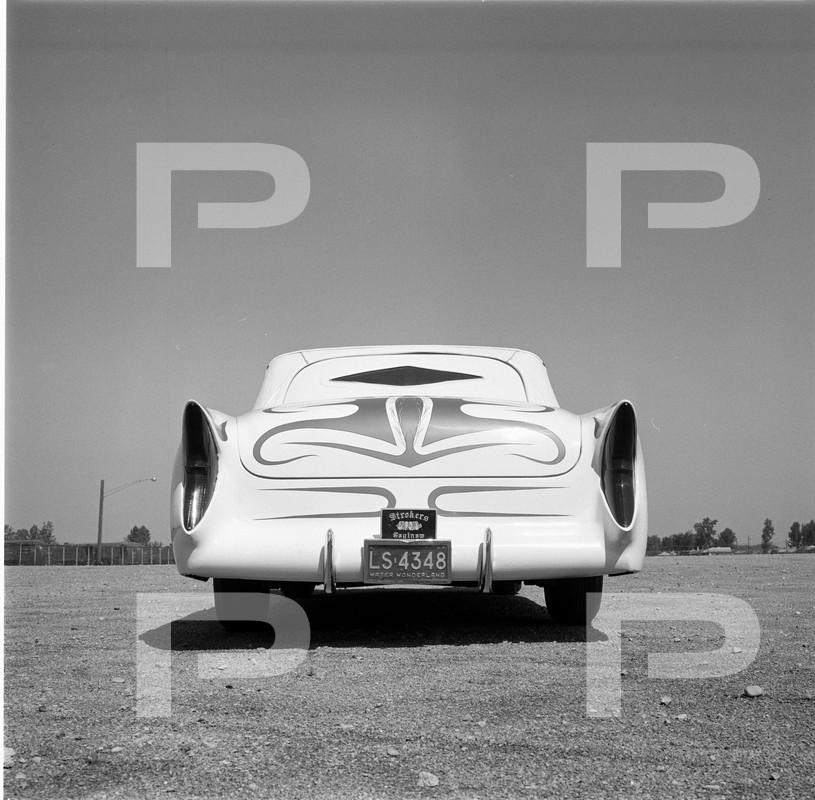 1956 Mercury - Adrienne Hooper - Larry Cooper - Cooper Body Shop  62711110