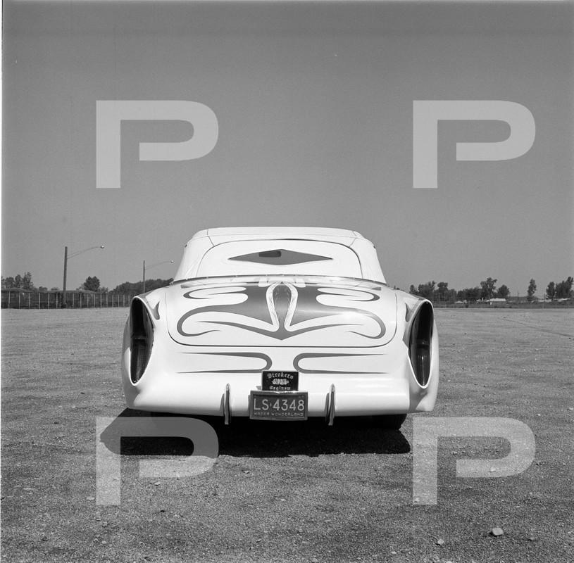 1956 Mercury - Adrienne Hooper - Larry Cooper - Cooper Body Shop  62711210