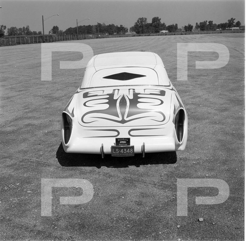 1956 Mercury - Adrienne Hooper - Larry Cooper - Cooper Body Shop  62711310