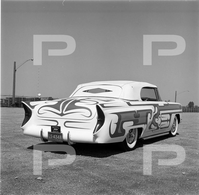 1956 Mercury - Adrienne Hooper - Larry Cooper - Cooper Body Shop  62711410