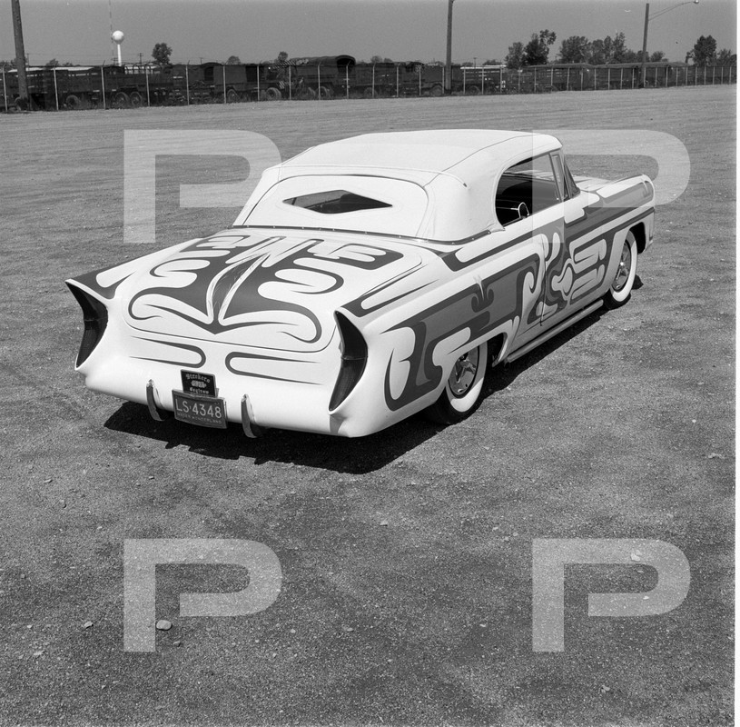 1956 Mercury - Adrienne Hooper - Larry Cooper - Cooper Body Shop  62711510