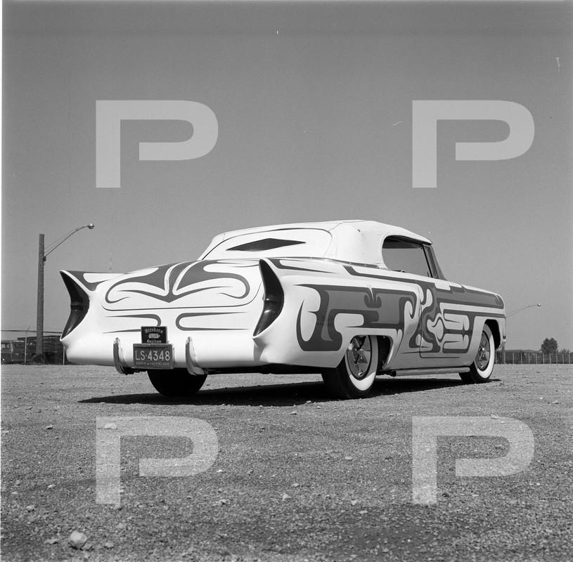 1956 Mercury - Adrienne Hooper - Larry Cooper - Cooper Body Shop  62711610