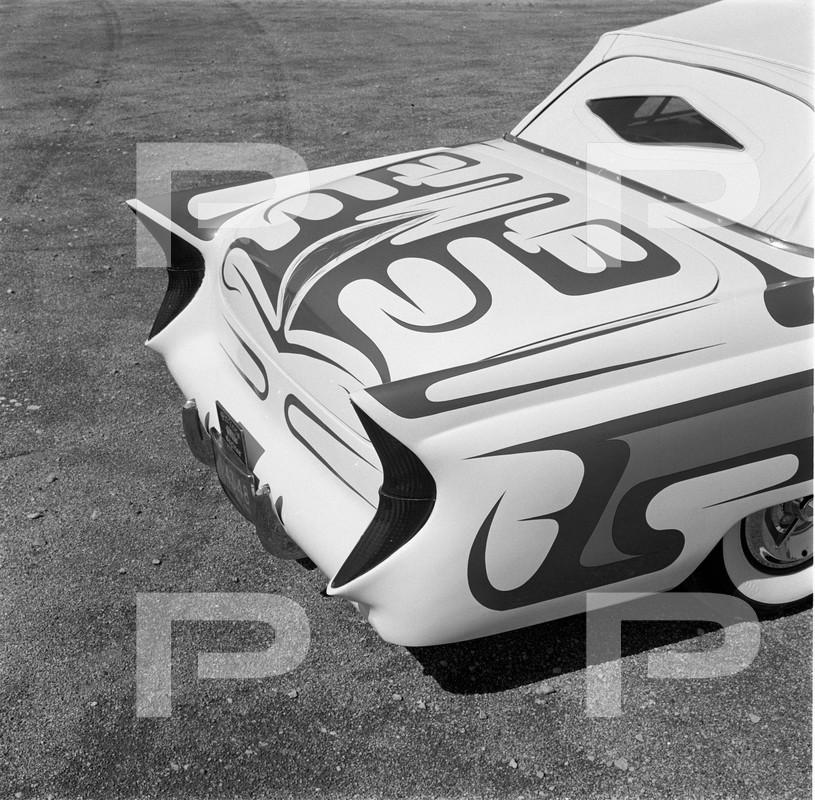 1956 Mercury - Adrienne Hooper - Larry Cooper - Cooper Body Shop  62711810