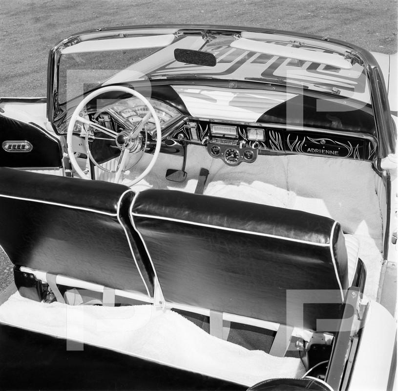 1956 Mercury - Adrienne Hooper - Larry Cooper - Cooper Body Shop  62712010