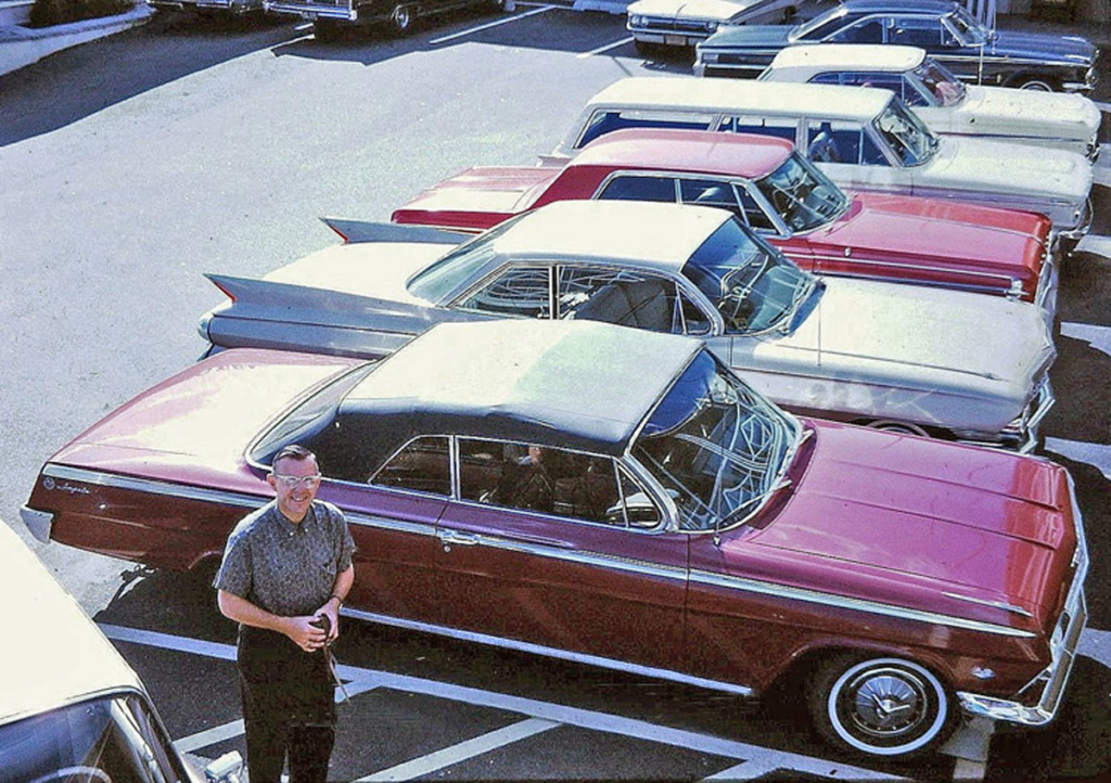 fifties & early sixties cars in situation - Vintage pics - Page 2 62c10