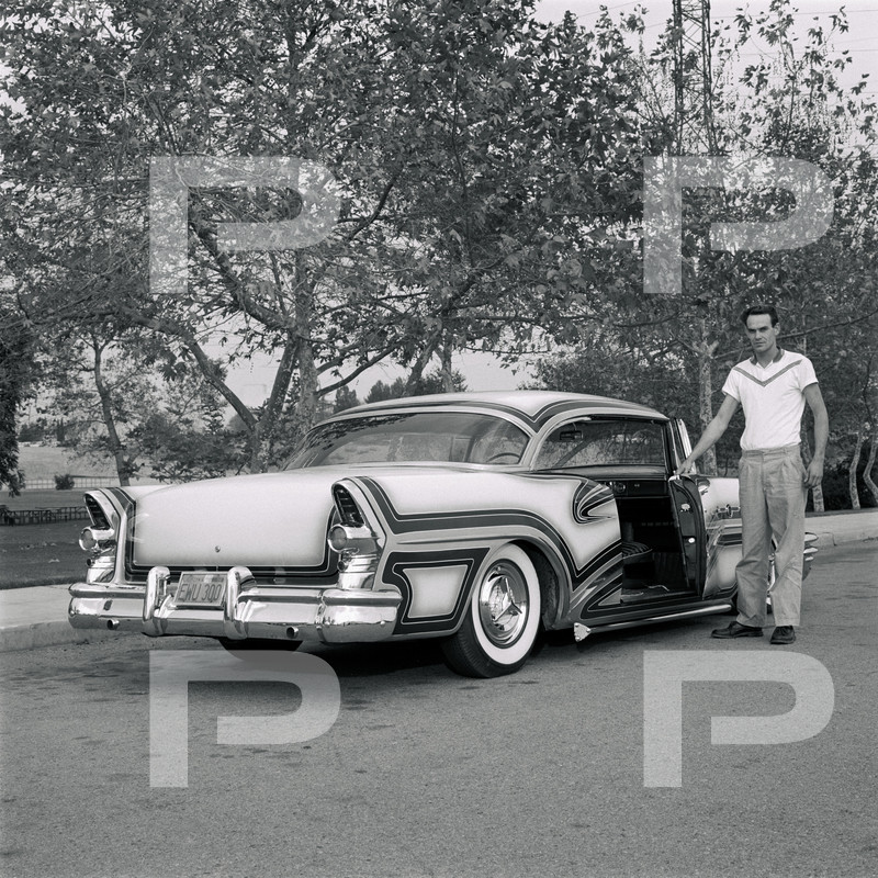 1955 Buick - Candy Kane - Delmar McCutcheon 63237510