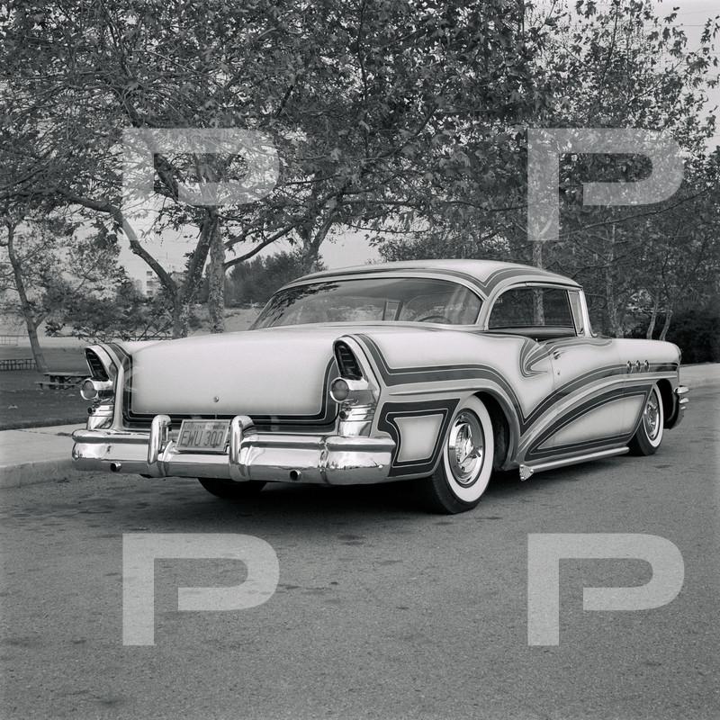 1955 Buick - Candy Kane - Delmar McCutcheon 63238310