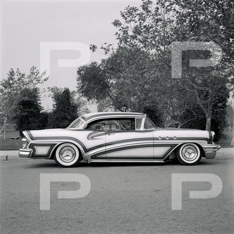 1955 Buick - Candy Kane - Delmar McCutcheon 63238510