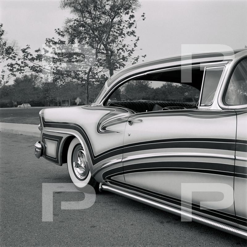 1955 Buick - Candy Kane - Delmar McCutcheon 63238610