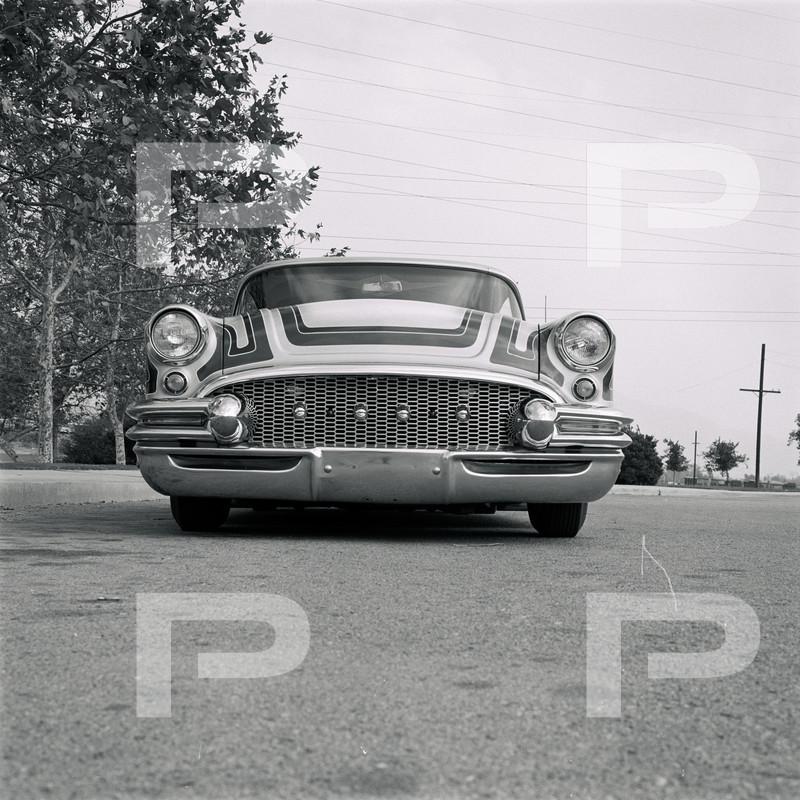1955 Buick - Candy Kane - Delmar McCutcheon 63238810