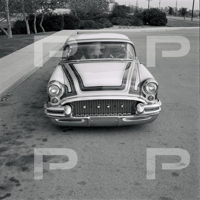 1955 Buick - Candy Kane - Delmar McCutcheon 63239010