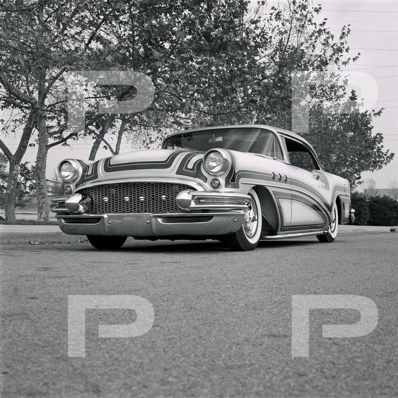 1955 Buick - Candy Kane - Delmar McCutcheon 63239110
