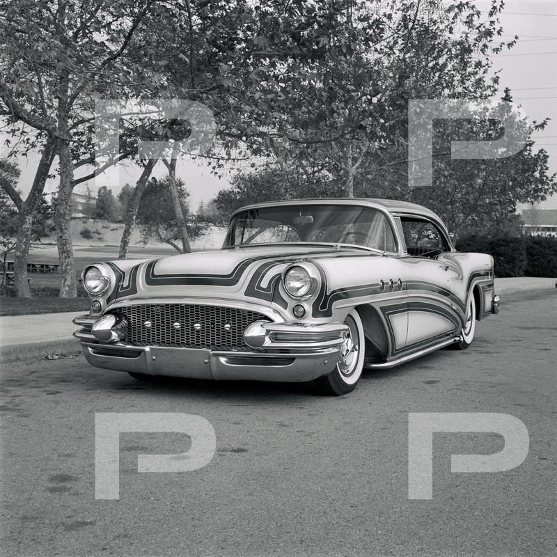1955 Buick - Candy Kane - Delmar McCutcheon 63239210