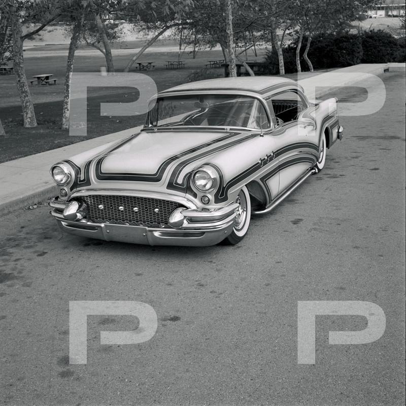 1955 Buick - Candy Kane - Delmar McCutcheon 63239310
