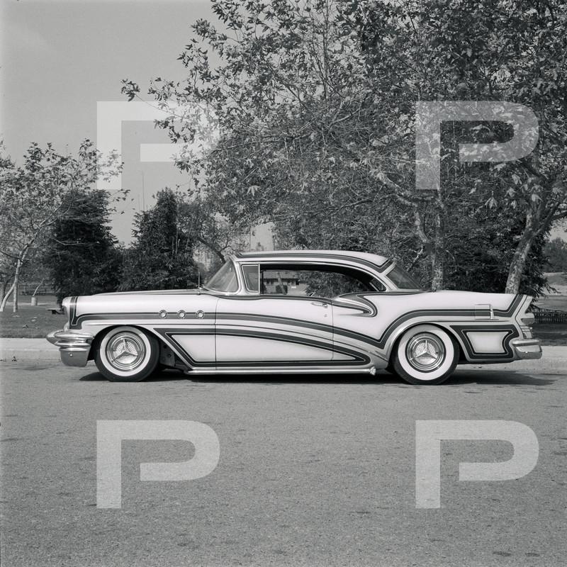 1955 Buick - Candy Kane - Delmar McCutcheon 63239710