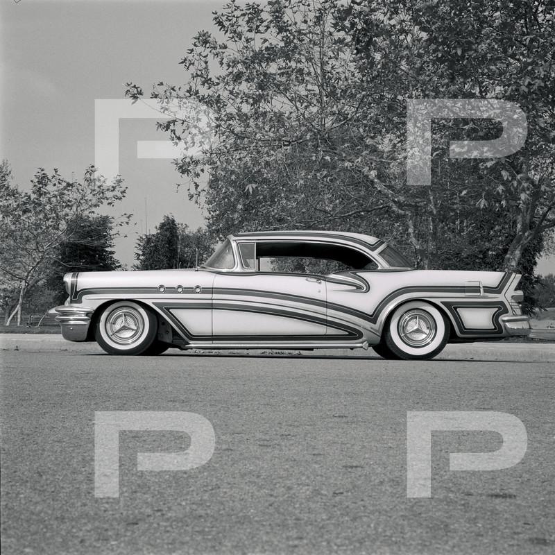 1955 Buick - Candy Kane - Delmar McCutcheon 63239810