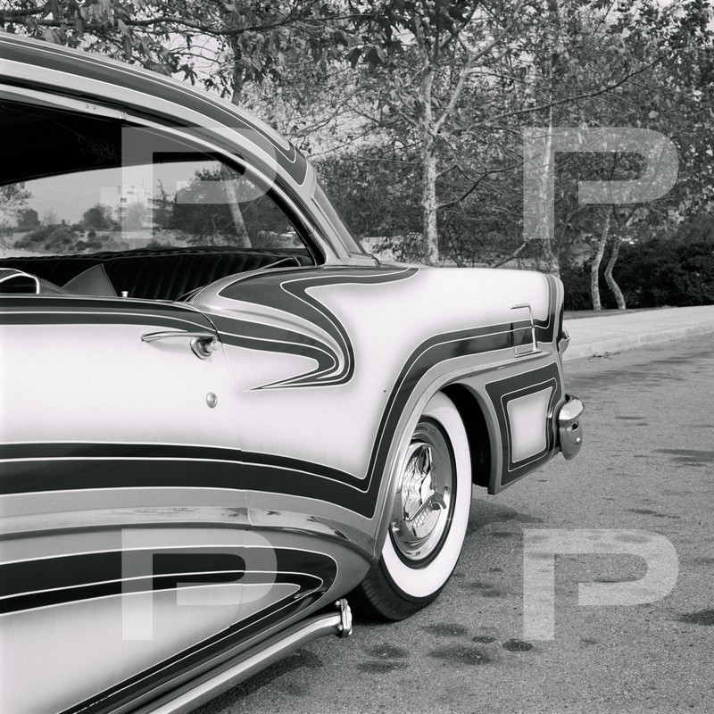 1955 Buick - Candy Kane - Delmar McCutcheon 63240110