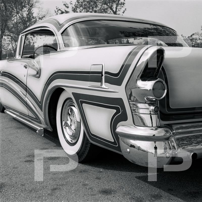 1955 Buick - Candy Kane - Delmar McCutcheon 63240210