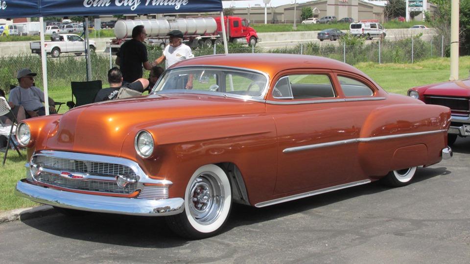Chevy 1953 - 1954 custom & mild custom galerie - Page 15 64239010