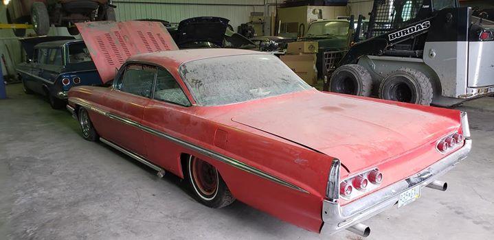Pontiac 1959 - 62 custom & mild custom - Page 3 64457010