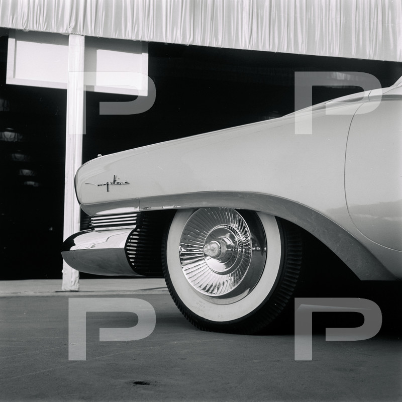 Ford Mystere 1955 - Concept car 64499810