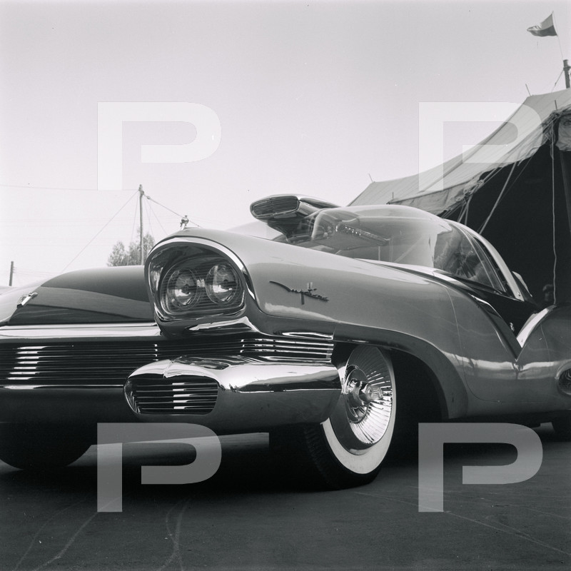 Ford Mystere 1955 - Concept car 64500110