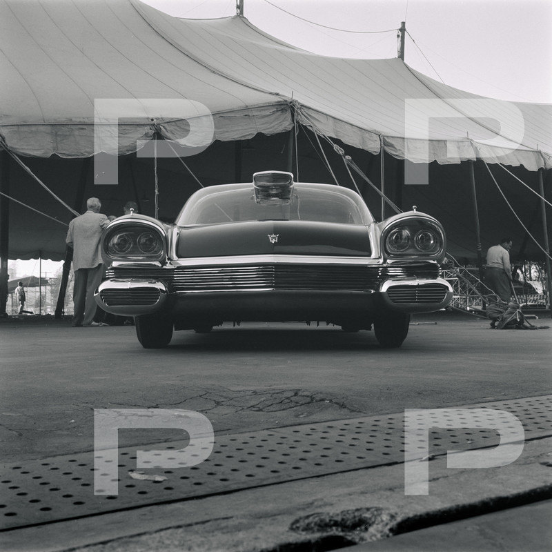 Ford Mystere 1955 - Concept car 64500910