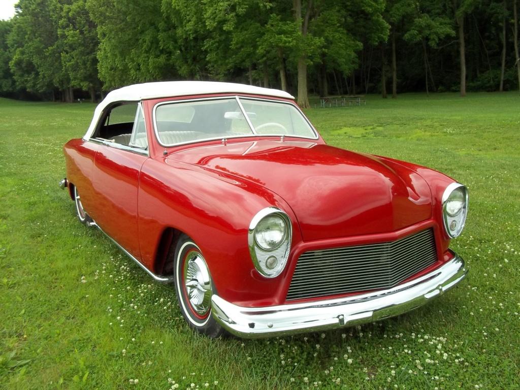 Ford 1949 - 50 - 51 (shoebox) custom & mild custom galerie - Page 27 64644910