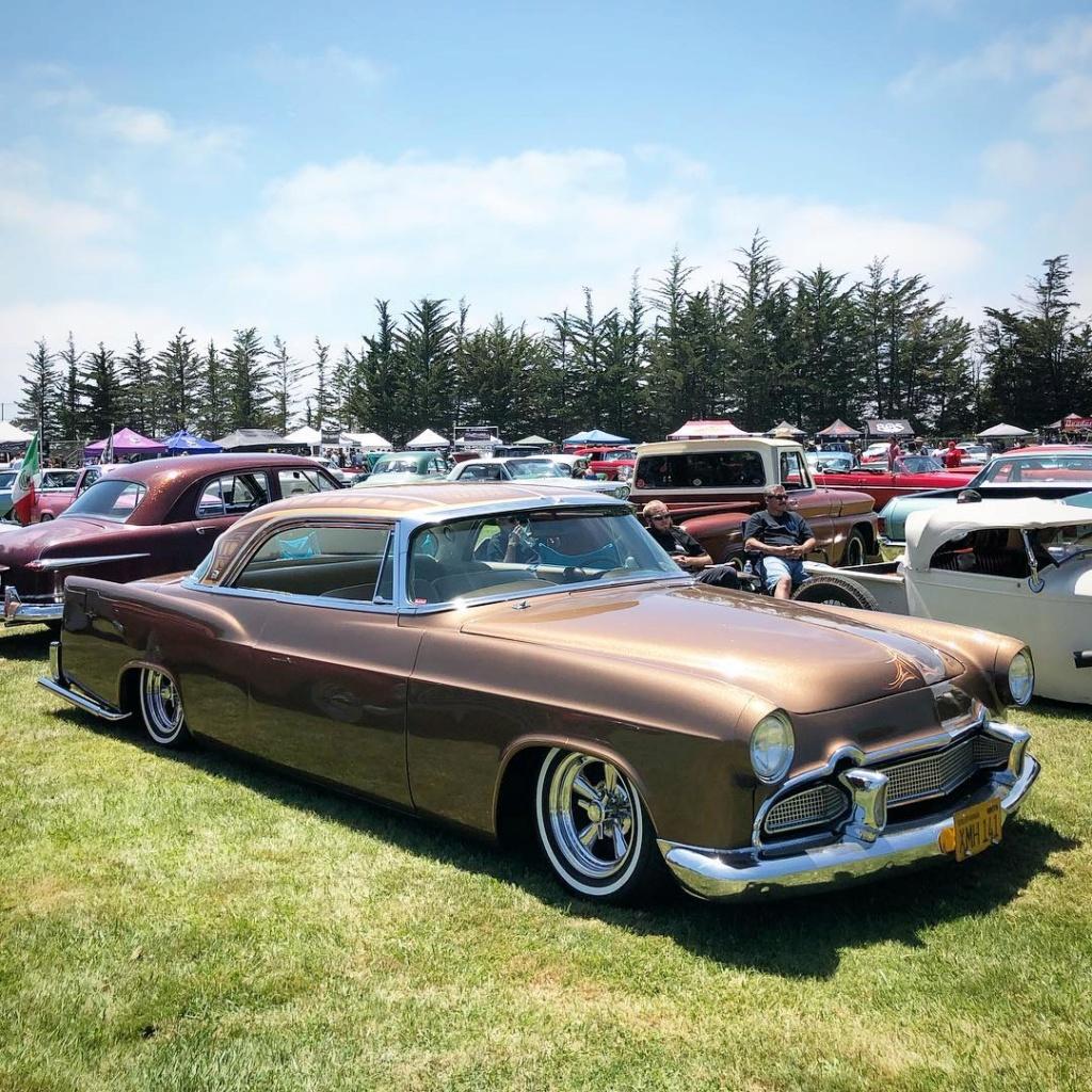 Chrysler & DeSoto 1955 - 1956 custom & mild custom 64650510