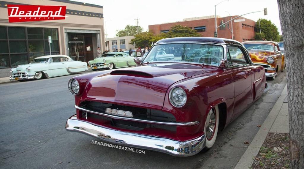 Lincoln  1952 - 1955 custom & mild custom - Page 2 64791810
