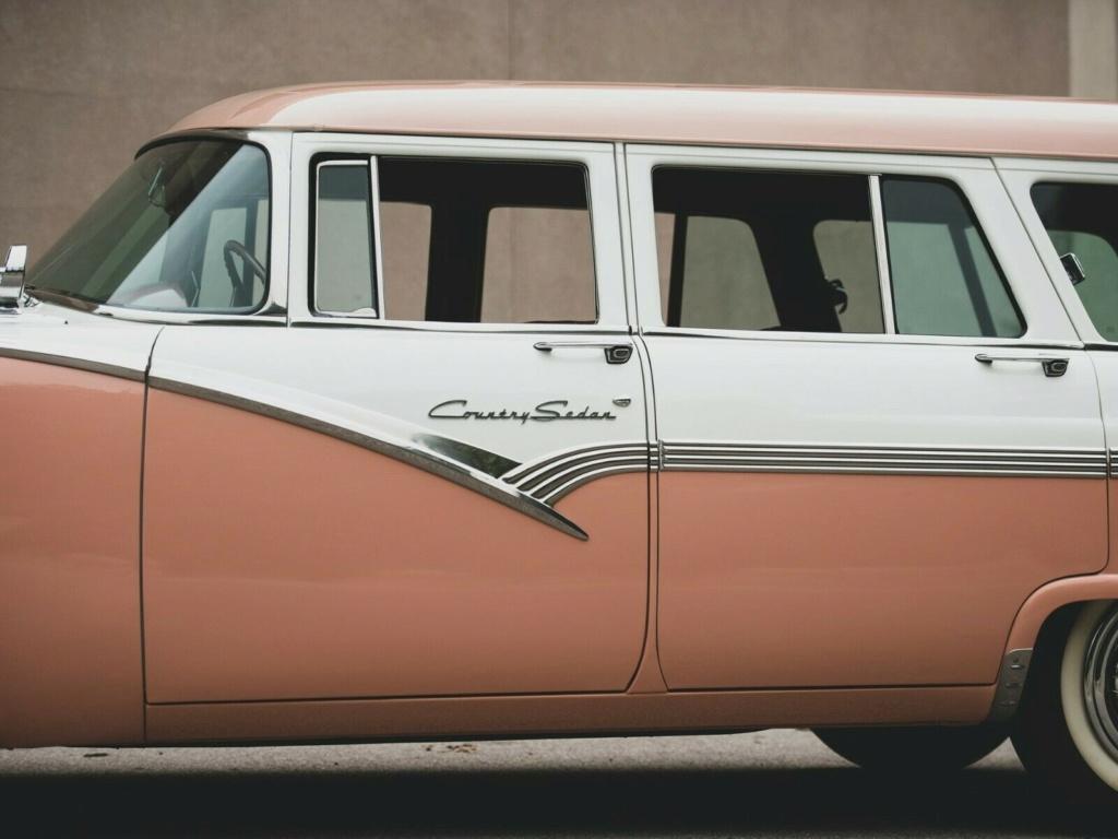 Ford: 1956 Eight Passenger Country Sedan 6511