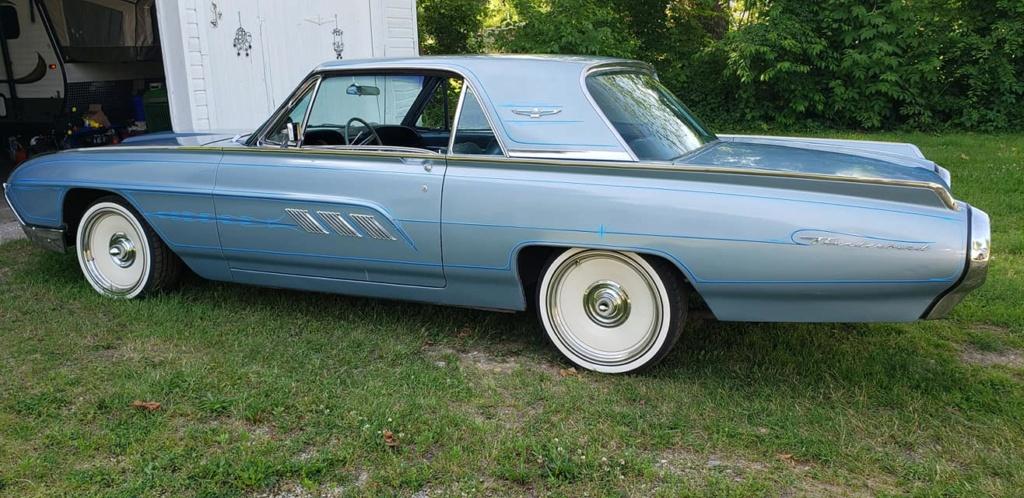 Ford Thunderbird 1961 - 1963 custom & mild custom - Page 4 65147010