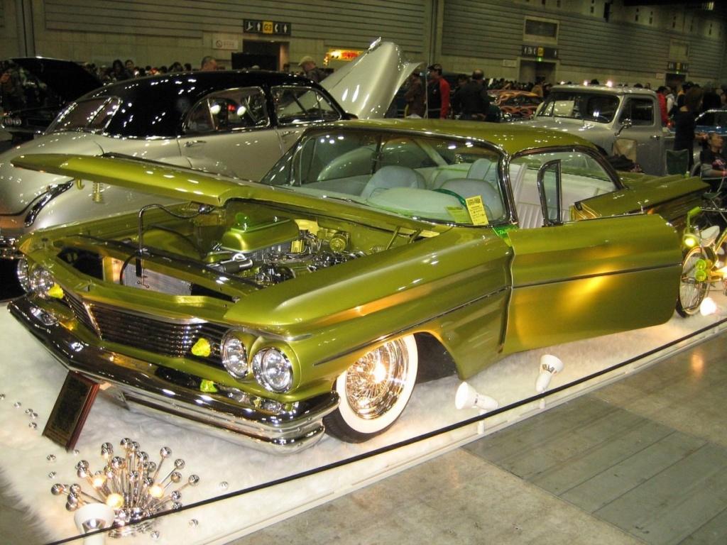 Pontiac 1959 - 62 custom & mild custom - Page 3 65158610