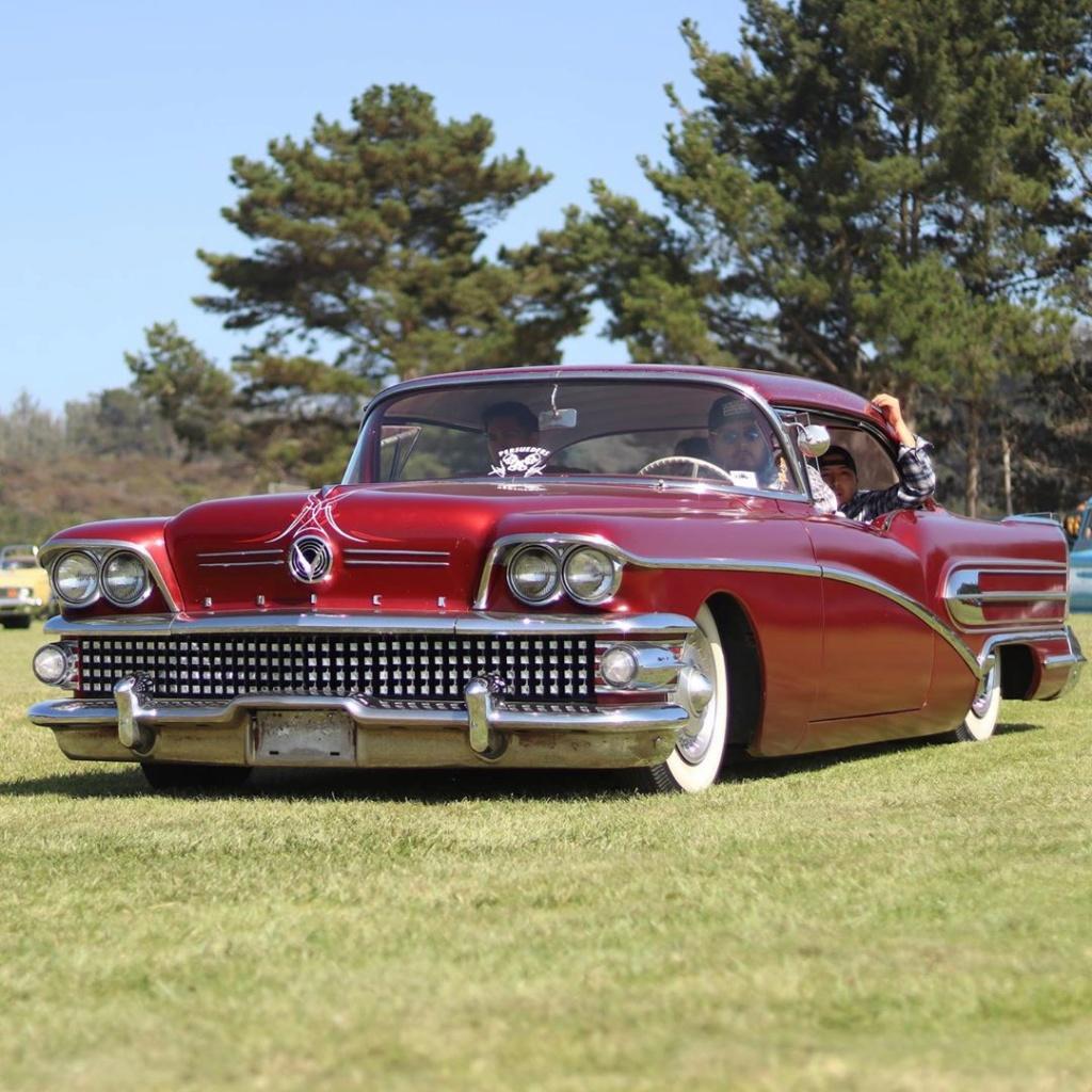 Buick 1958 custom & mild custom 65180110