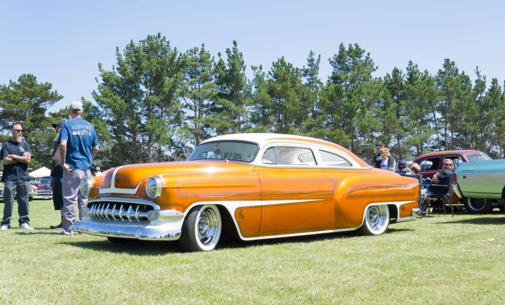 Chevy 1953 - 1954 custom & mild custom galerie - Page 15 65205710