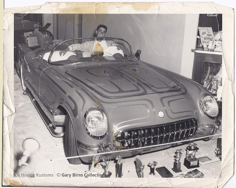 Chevrolet Corvette Customs & mild customs - Page 2 65288110