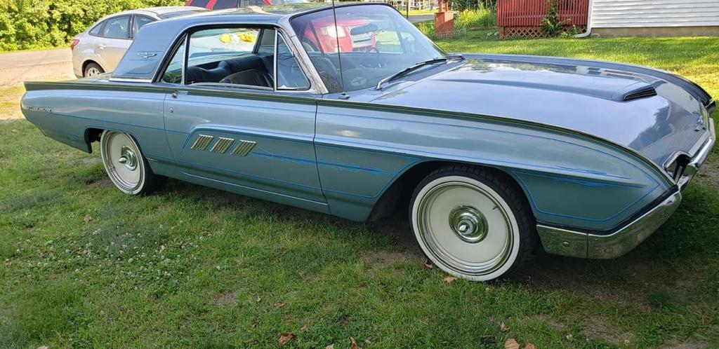 Ford Thunderbird 1961 - 1963 custom & mild custom - Page 4 65393710