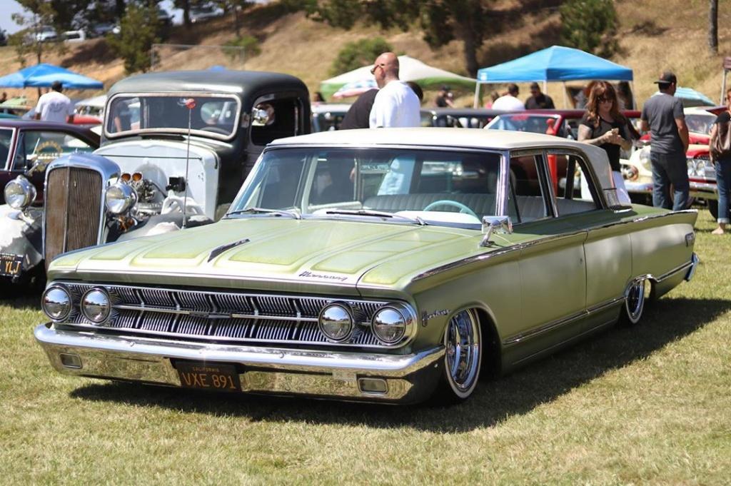 Mercury 1961 - 1964 custom & mild custom 65418810