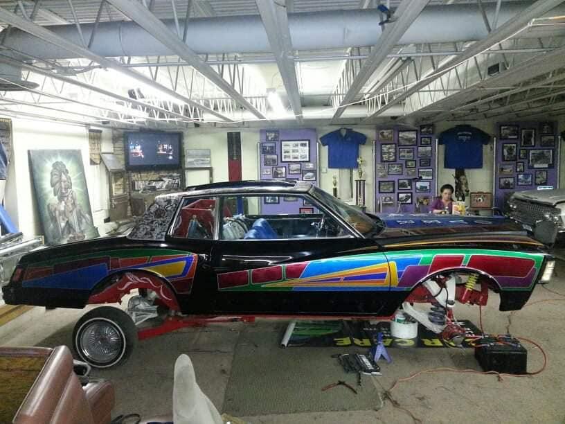 auto's crazy paint - peinture de fou sur carrosseries 65421610