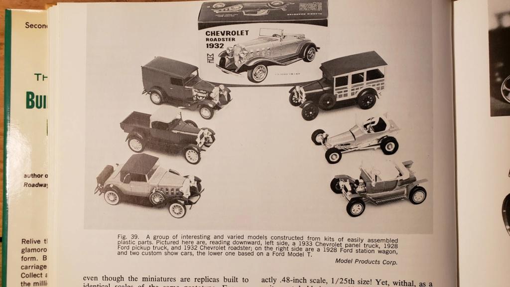 Vintage built automobile model kit survivor - Hot rod et Custom car maquettes montées anciennes - Page 13 65657910