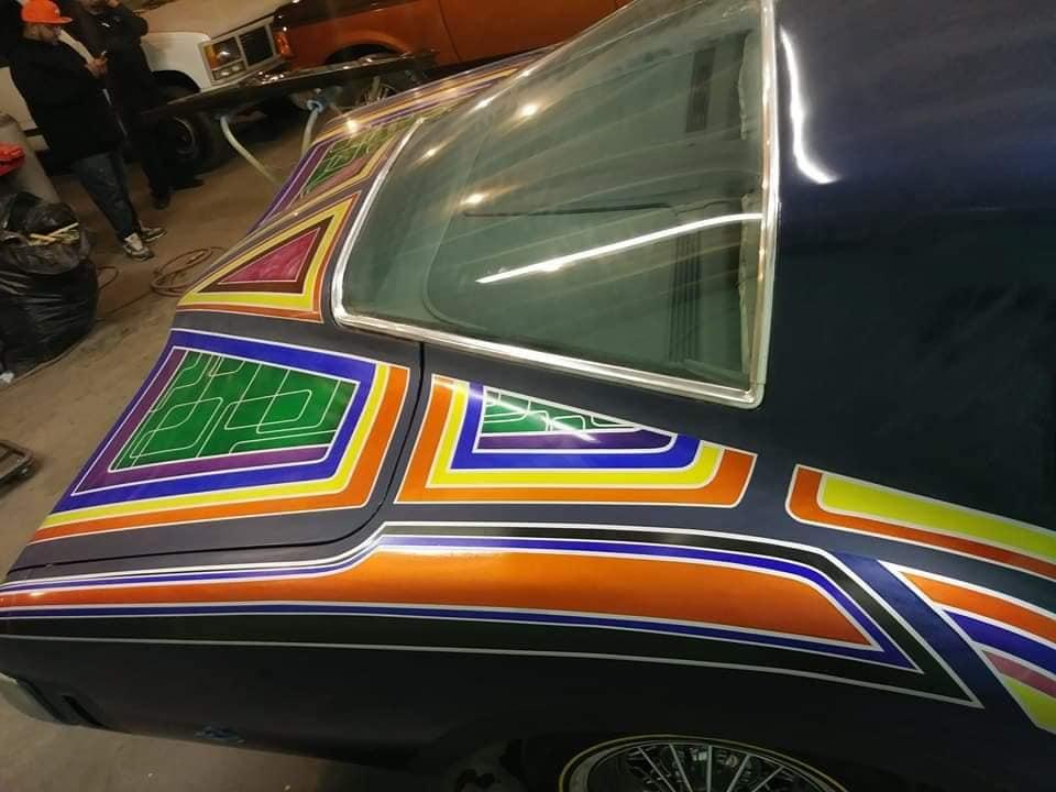 auto's crazy paint - peinture de fou sur carrosseries 65728010