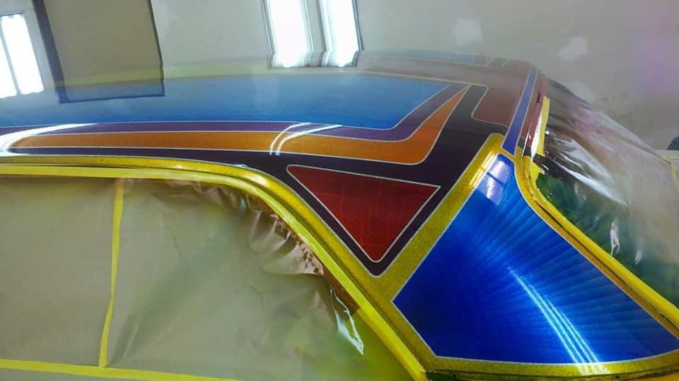 auto's crazy paint - peinture de fou sur carrosseries - Page 2 65736810