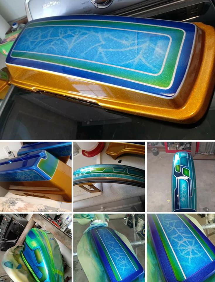 auto's crazy paint - peinture de fou sur carrosseries - Page 2 65780910